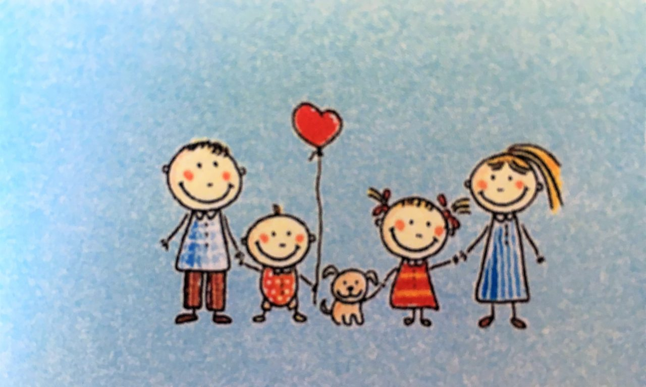 Familien i fokus
