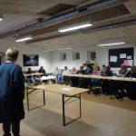 Fuldt hus til foreningsaften i Viby Syd