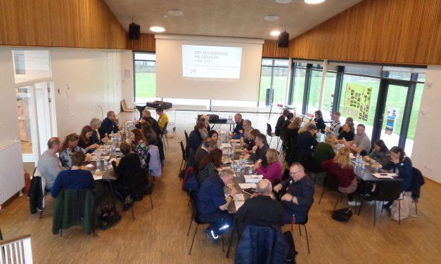 Vellykket følgegruppemøde for Helhedsplanen i Viby Syd