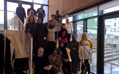 Frivillige fejres i Viby Syd